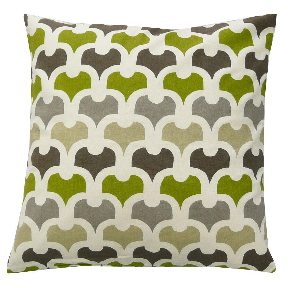 sch ner leben kissen kissenh lle pembury gr n 50x50cm. Black Bedroom Furniture Sets. Home Design Ideas