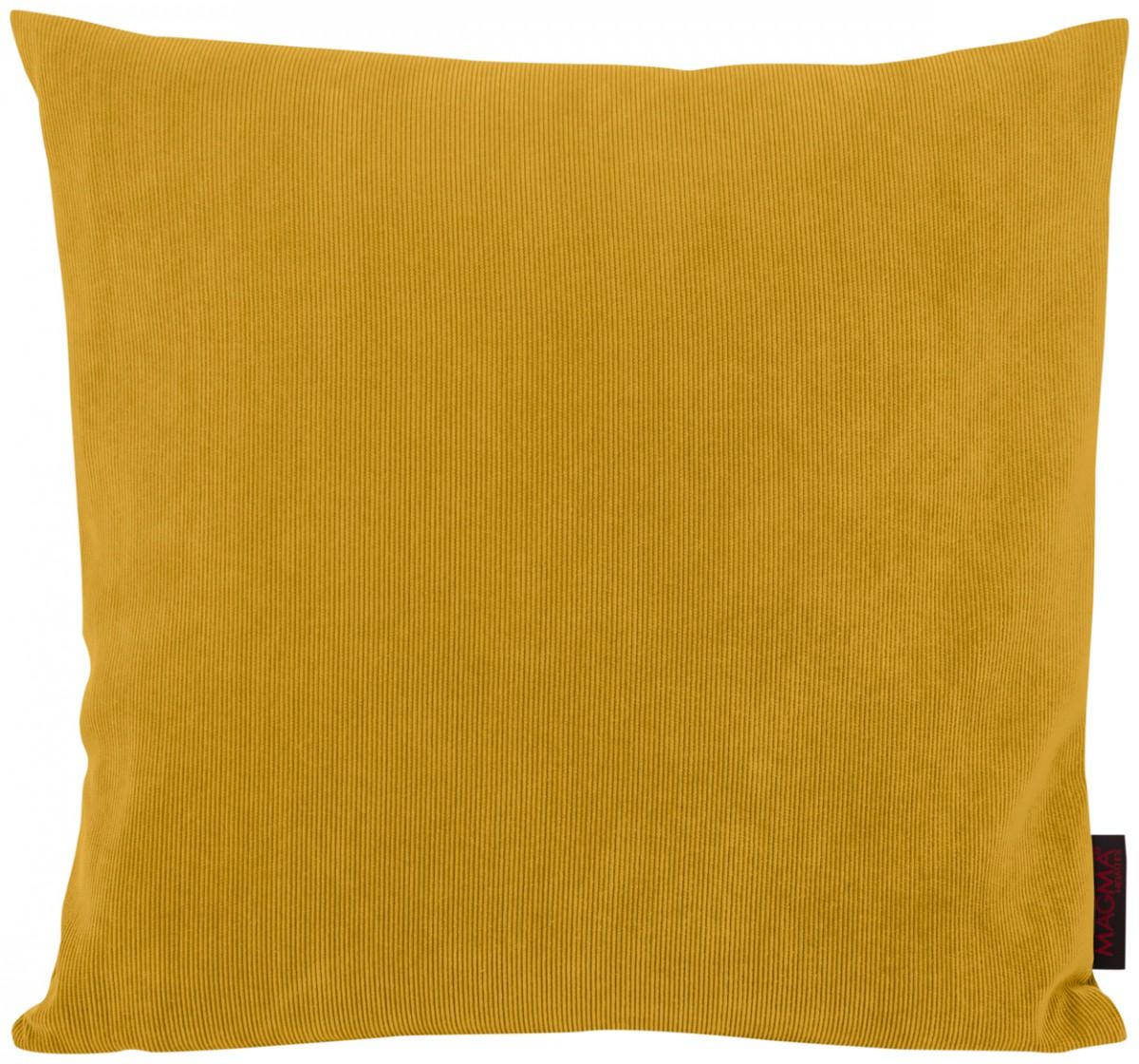 kissenh lle kissen trio 40x40cm goldfarben gelb ebay. Black Bedroom Furniture Sets. Home Design Ideas