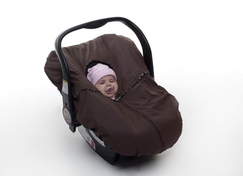 knorr baby autositz babyschale schutzdecke chocolate ebay. Black Bedroom Furniture Sets. Home Design Ideas