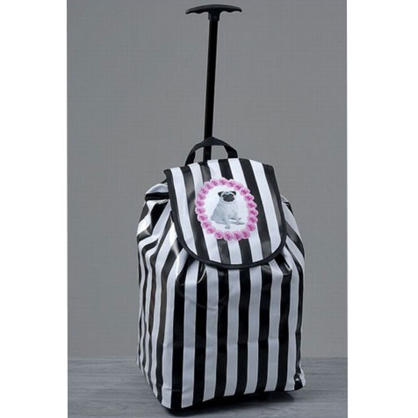 mops trolley tasche koffer einkaufstasche mit r dern 55cm ebay. Black Bedroom Furniture Sets. Home Design Ideas