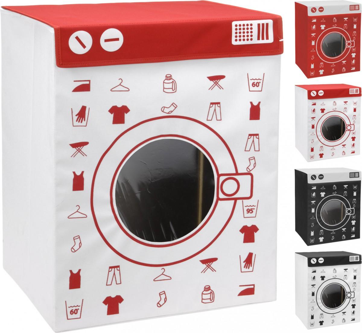 w schekorb w schetruhe w schebox klappbar 56x44cm ebay. Black Bedroom Furniture Sets. Home Design Ideas