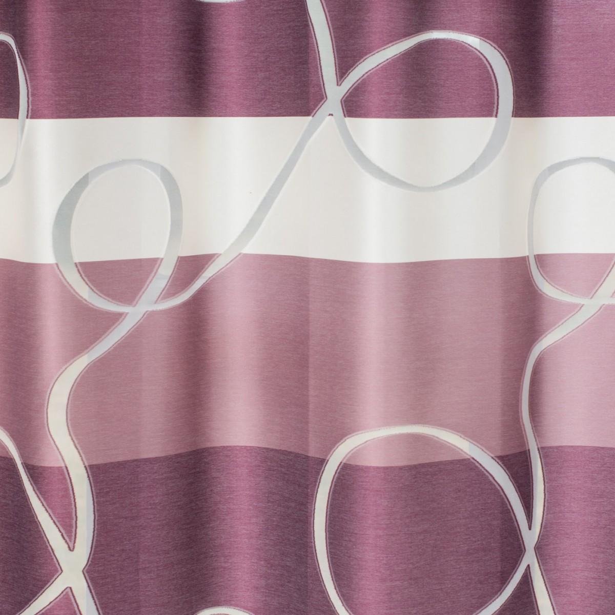 Schlaufenschal fertiggardine dekoschal giacomo 144x245cm for Schlafzimmer bild a ber bett