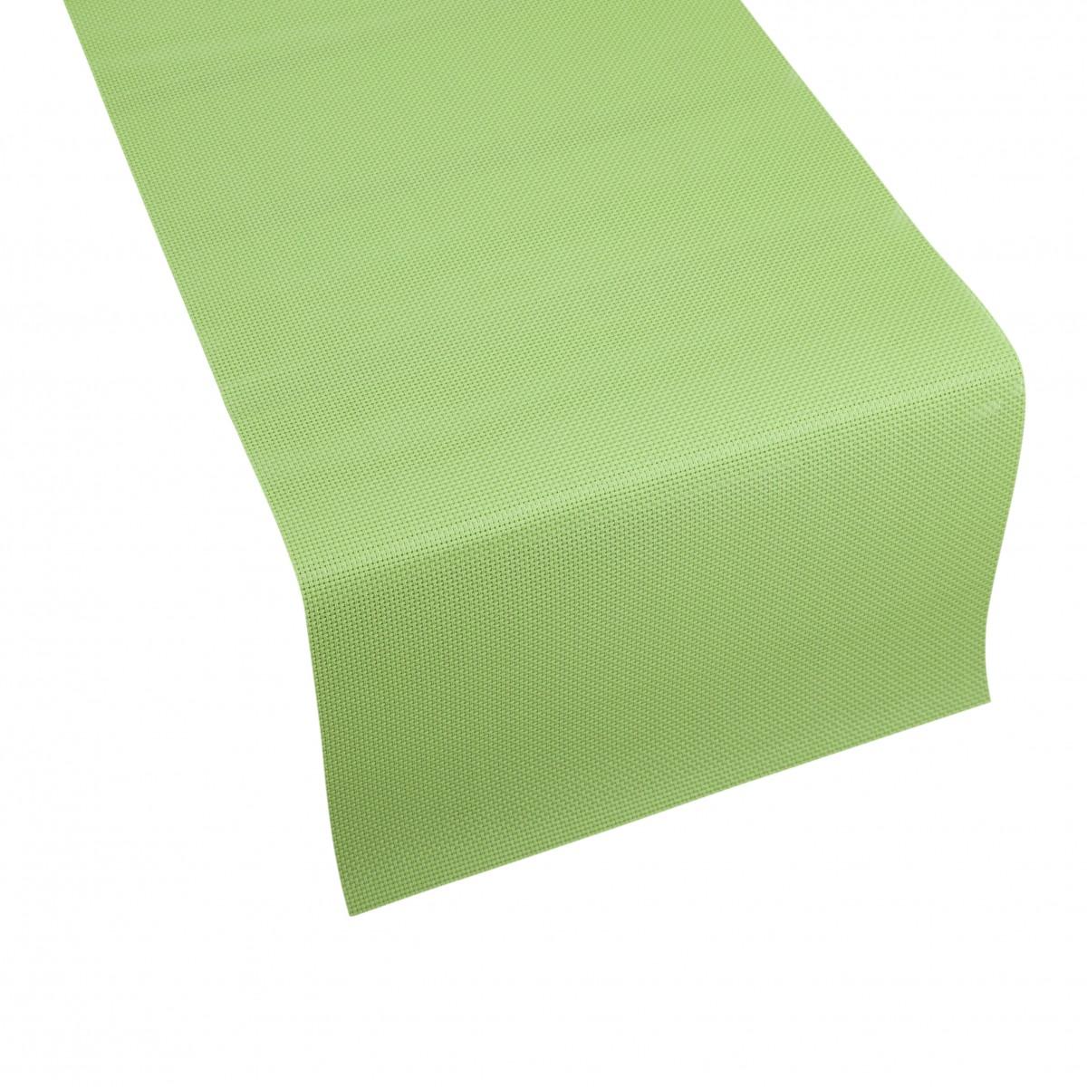 tischl ufer orlando gr n 30x240cm wohntextilien. Black Bedroom Furniture Sets. Home Design Ideas