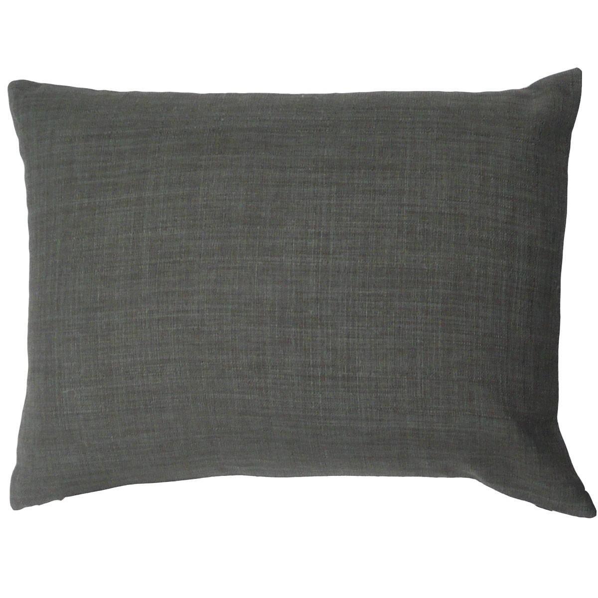 kissen dekokissen dandelion pusteblume schwarz wei 40x30cm ebay. Black Bedroom Furniture Sets. Home Design Ideas