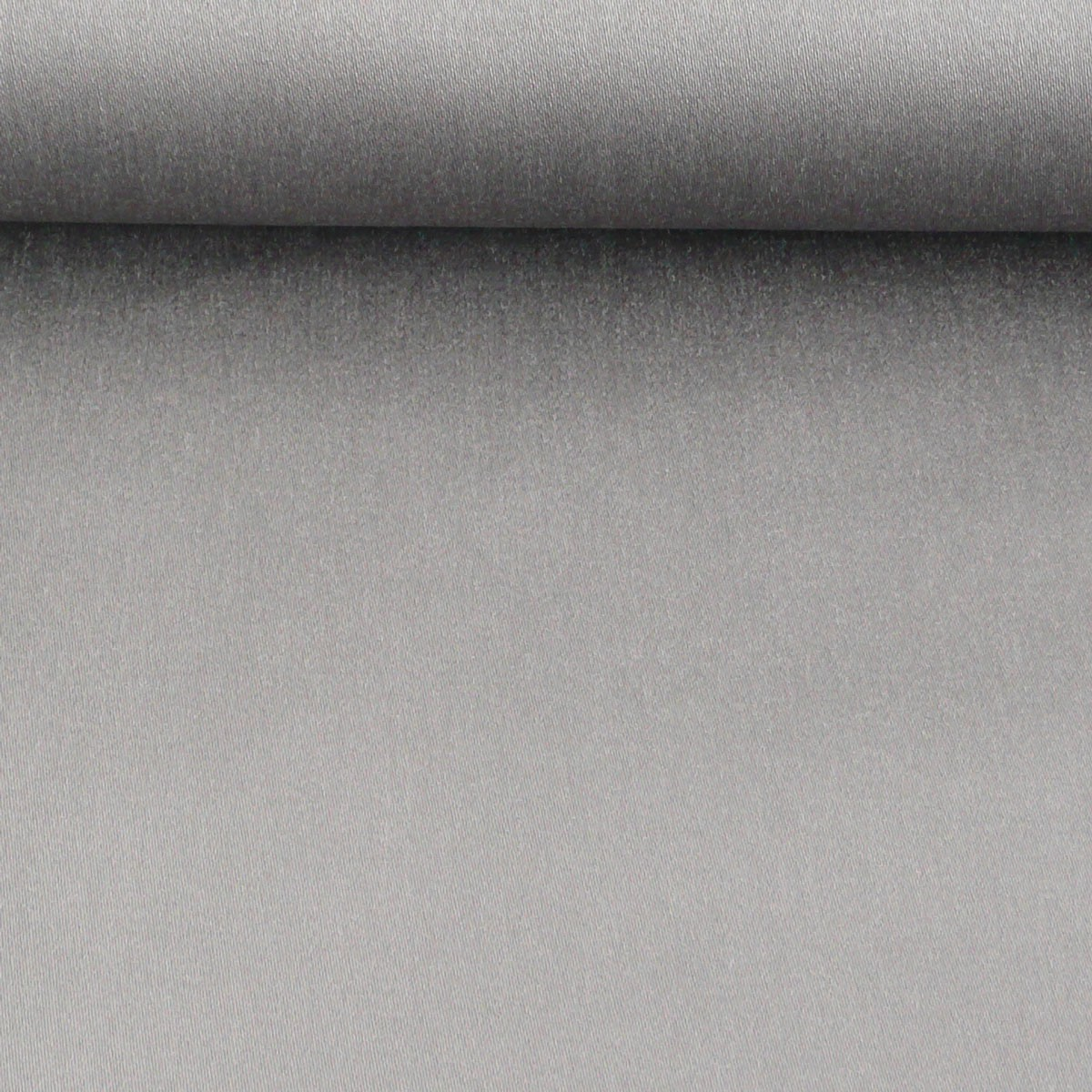 baumwolle stoff meterware baumwolle satin spandex dark grey 1 45m breite stoffe stoffe uni. Black Bedroom Furniture Sets. Home Design Ideas