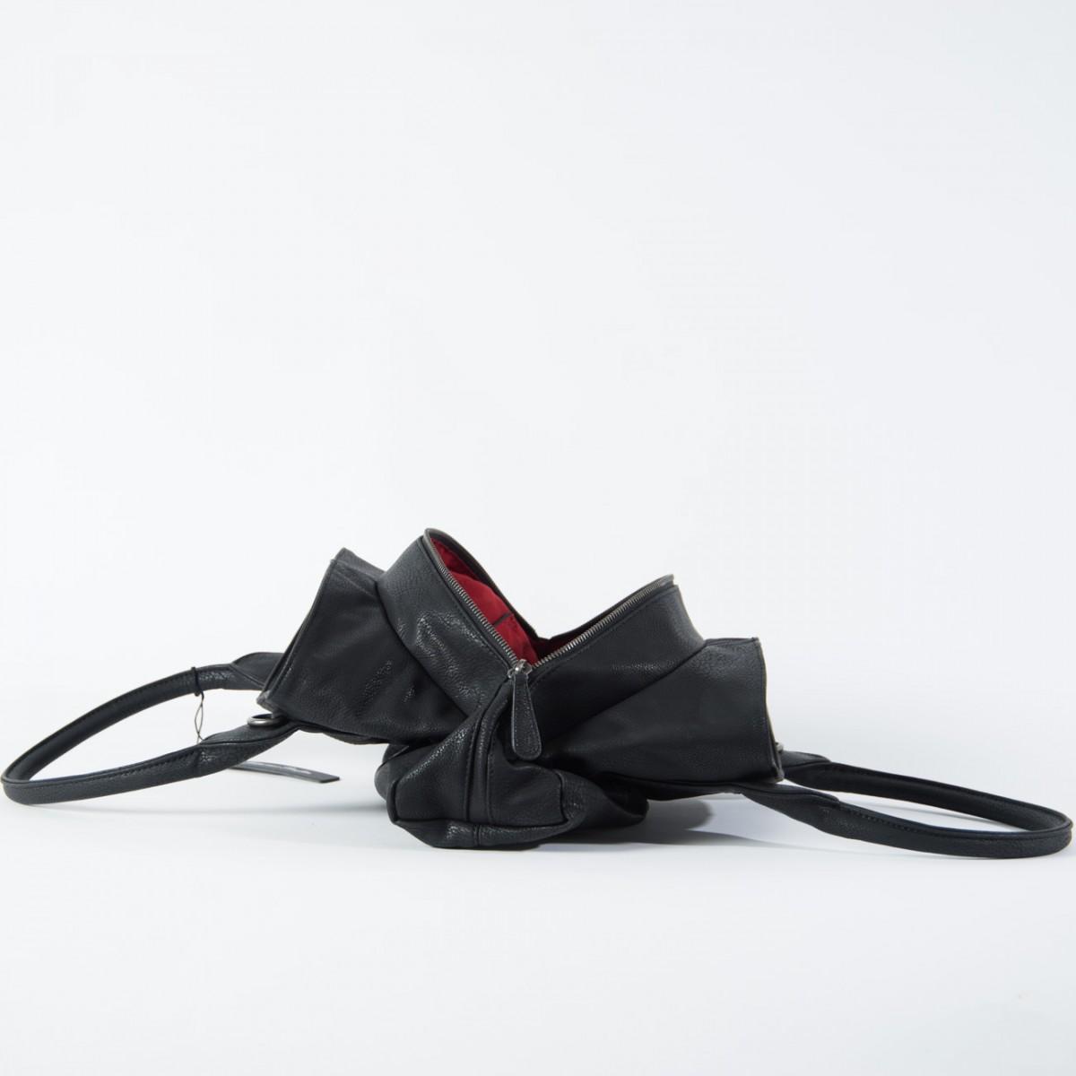 fritzi aus preu en handtasche liselotte berlin black schwarz bild. Black Bedroom Furniture Sets. Home Design Ideas
