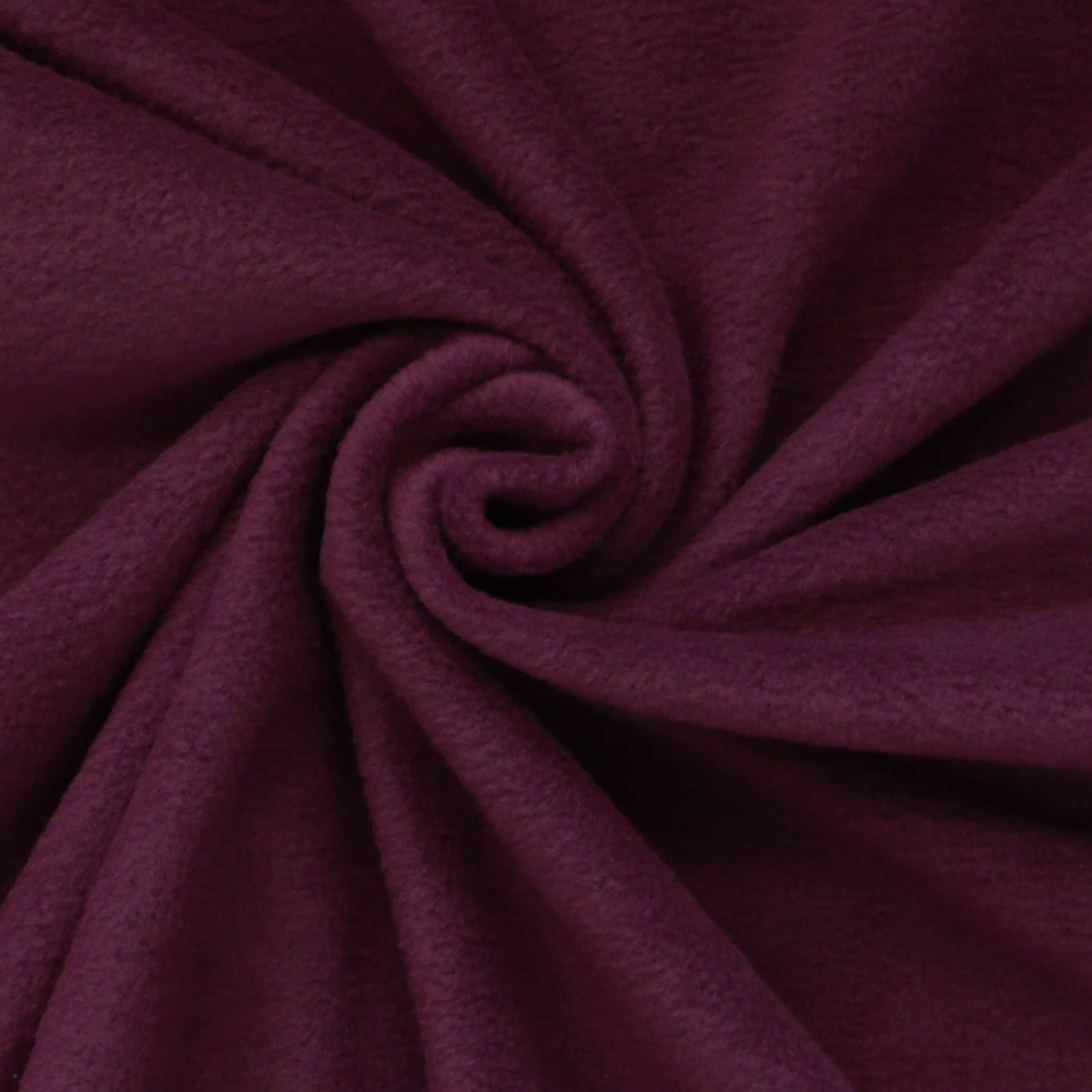 polar fleece stoffe fleecestoff brombeere stoffe stoffe uni fleece. Black Bedroom Furniture Sets. Home Design Ideas