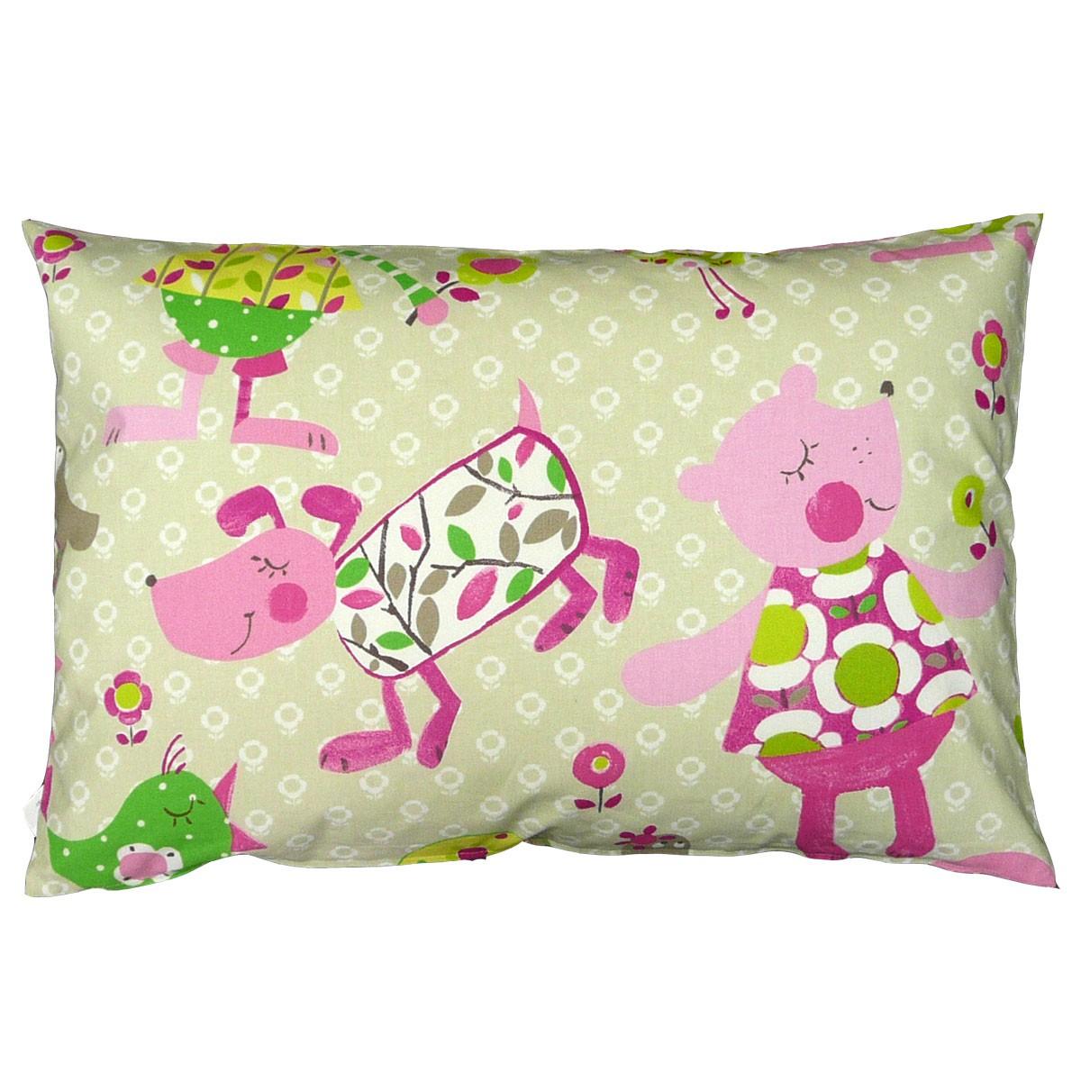 kissenh lle amelie friends dinky dots 40x60 sand. Black Bedroom Furniture Sets. Home Design Ideas
