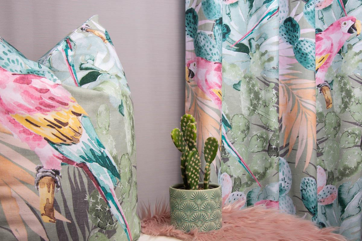 Deko und Wohnaccessoires Tropical