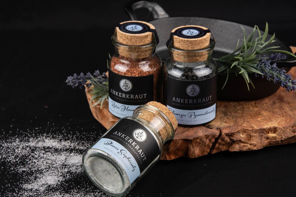 Übersicht Salze Ankerkraut
