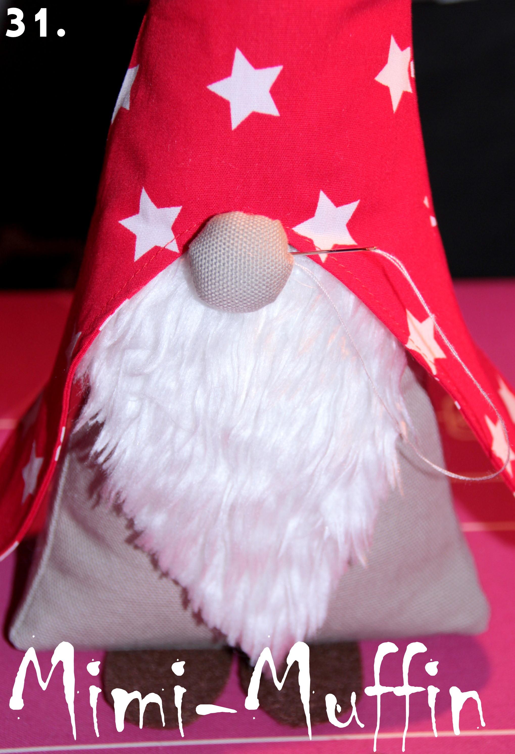 Gastbeitrag von Mimi Muffin: Nähanleitung Weihnachtswichtel