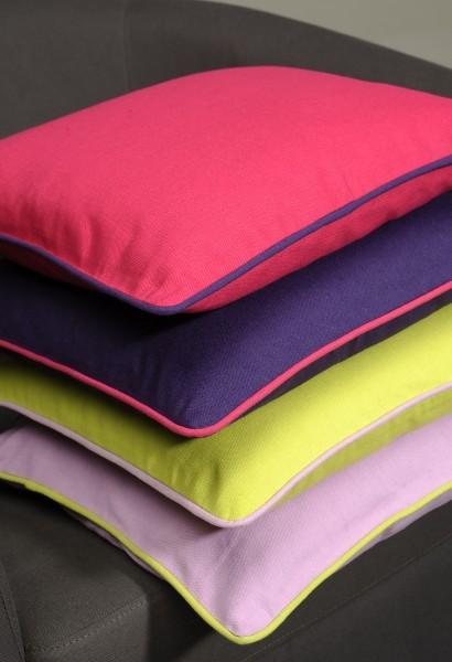 kissenh lle kissen h lle 50x50 aus baumwollstoff wohntextilien kissen klassisch uni. Black Bedroom Furniture Sets. Home Design Ideas