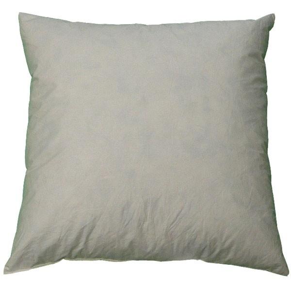 kissenf llung f llkissen kissen inlett federn 40x40cm wohntextilien kissen. Black Bedroom Furniture Sets. Home Design Ideas