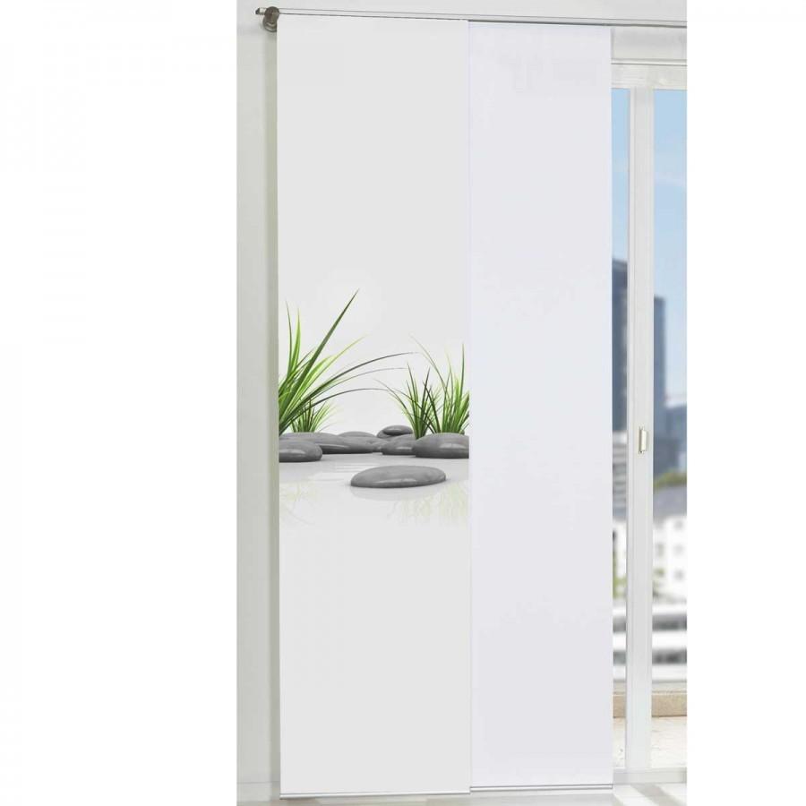 schiebevorhang fl chenvorhang fl chenschal digitaldruck. Black Bedroom Furniture Sets. Home Design Ideas