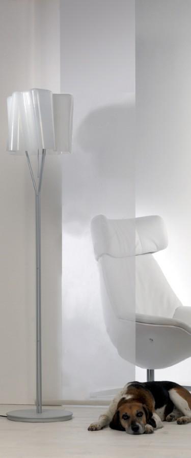 paneel schiebevorhang banner plain ii berl nge k rzbar 60x300cm gardinen fertiggardinen. Black Bedroom Furniture Sets. Home Design Ideas
