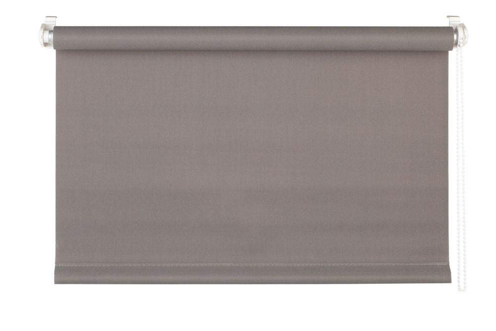 klemmfix rollo sichtschutz mydeco win grau gardinen fertiggardinen plissee rollo. Black Bedroom Furniture Sets. Home Design Ideas