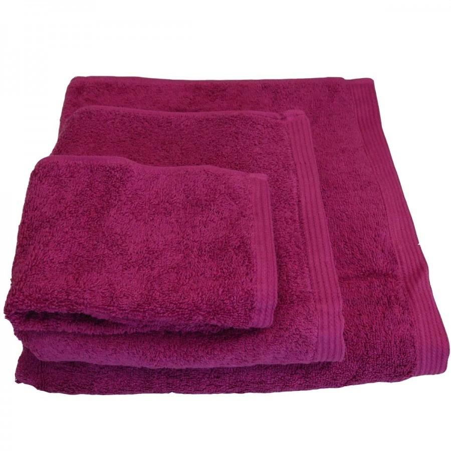frottee handtuch duschtuch g stetuch sangria wohnen. Black Bedroom Furniture Sets. Home Design Ideas