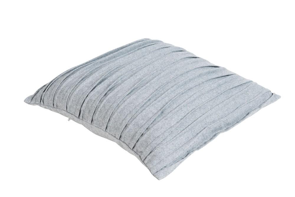 kissen dekokissen malm grau 45x45cm gardinen. Black Bedroom Furniture Sets. Home Design Ideas