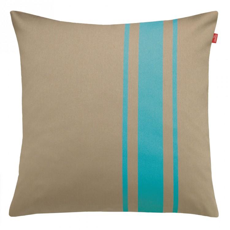 esprit kissenh lle flash t rkis 50x50cm wohntextilien kissen klassisch uni. Black Bedroom Furniture Sets. Home Design Ideas