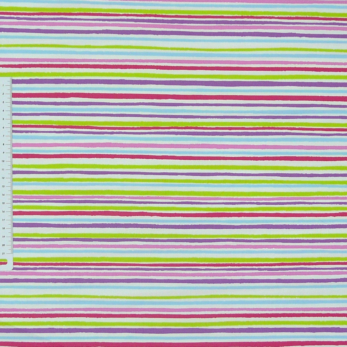 baumwollstoff streifen bunt dekostoff gardinenstoff 2 80m breite stoffe stoffe gemustert stoff. Black Bedroom Furniture Sets. Home Design Ideas
