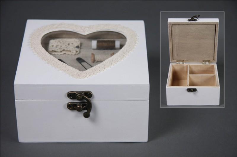 suchergebnis wohnaccessoires aufbewahrung verschiedenes naehkasten naehkaestchen aufbewahrung. Black Bedroom Furniture Sets. Home Design Ideas