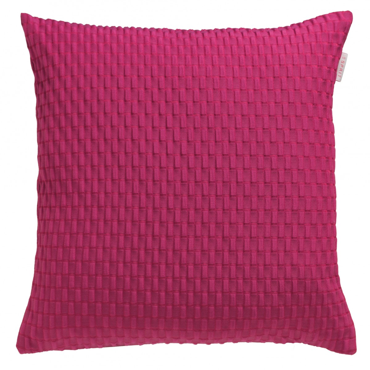 esprit kissenh lle beat pink 50x50cm wohntextilien kissen klassisch uni. Black Bedroom Furniture Sets. Home Design Ideas