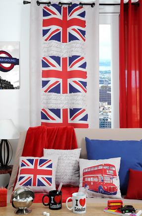 Kissen Deko London Uk Flagge Mit F Llung 40x40cm
