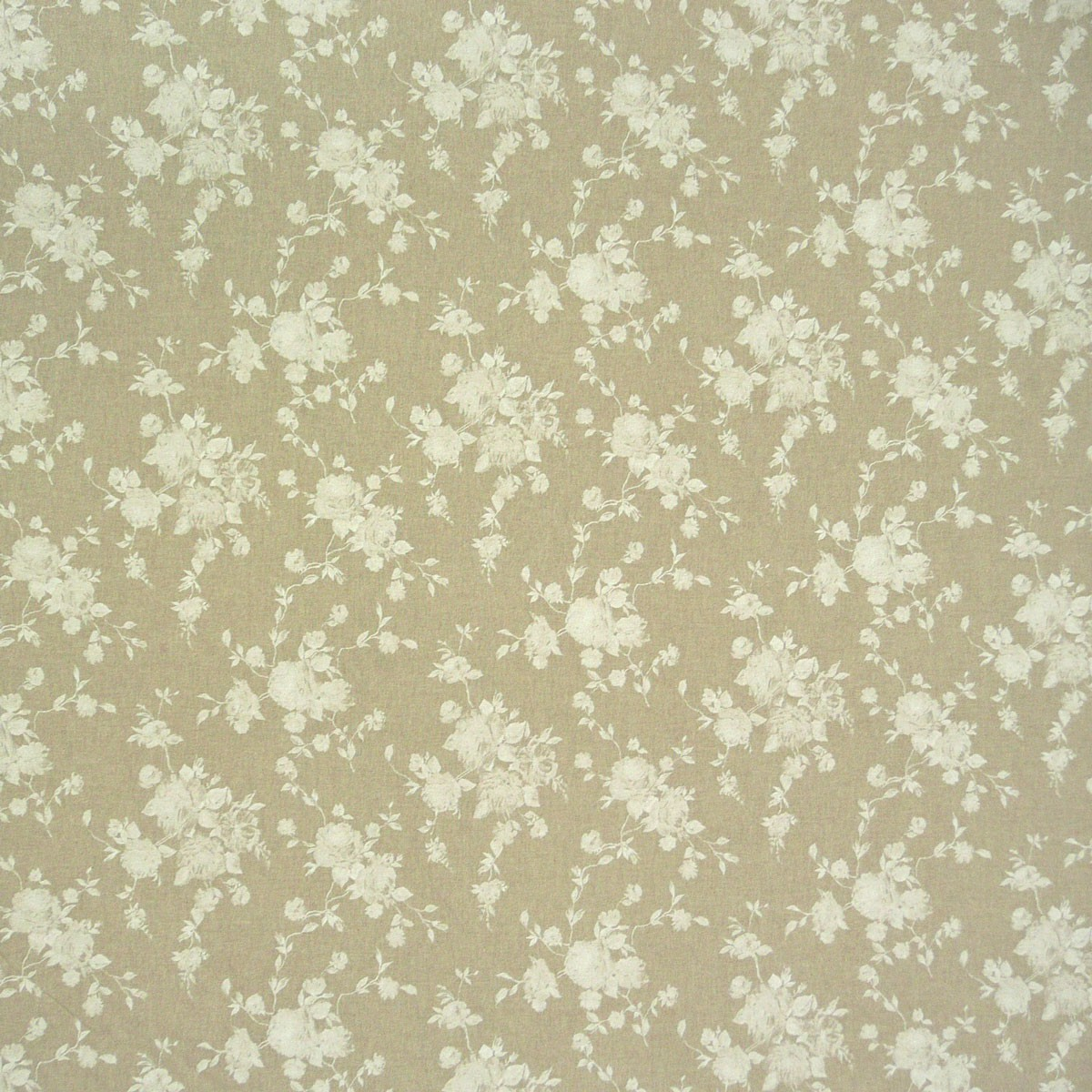 dekostoff rosen natur creme gardinenstoff stoff meterware stoffe stoffe gemustert stoff blumen. Black Bedroom Furniture Sets. Home Design Ideas