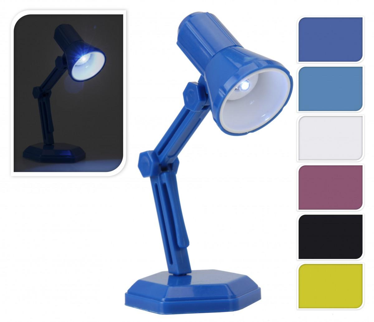leselampe h 12cm wohnen wohnaccessoires lampen lampen. Black Bedroom Furniture Sets. Home Design Ideas