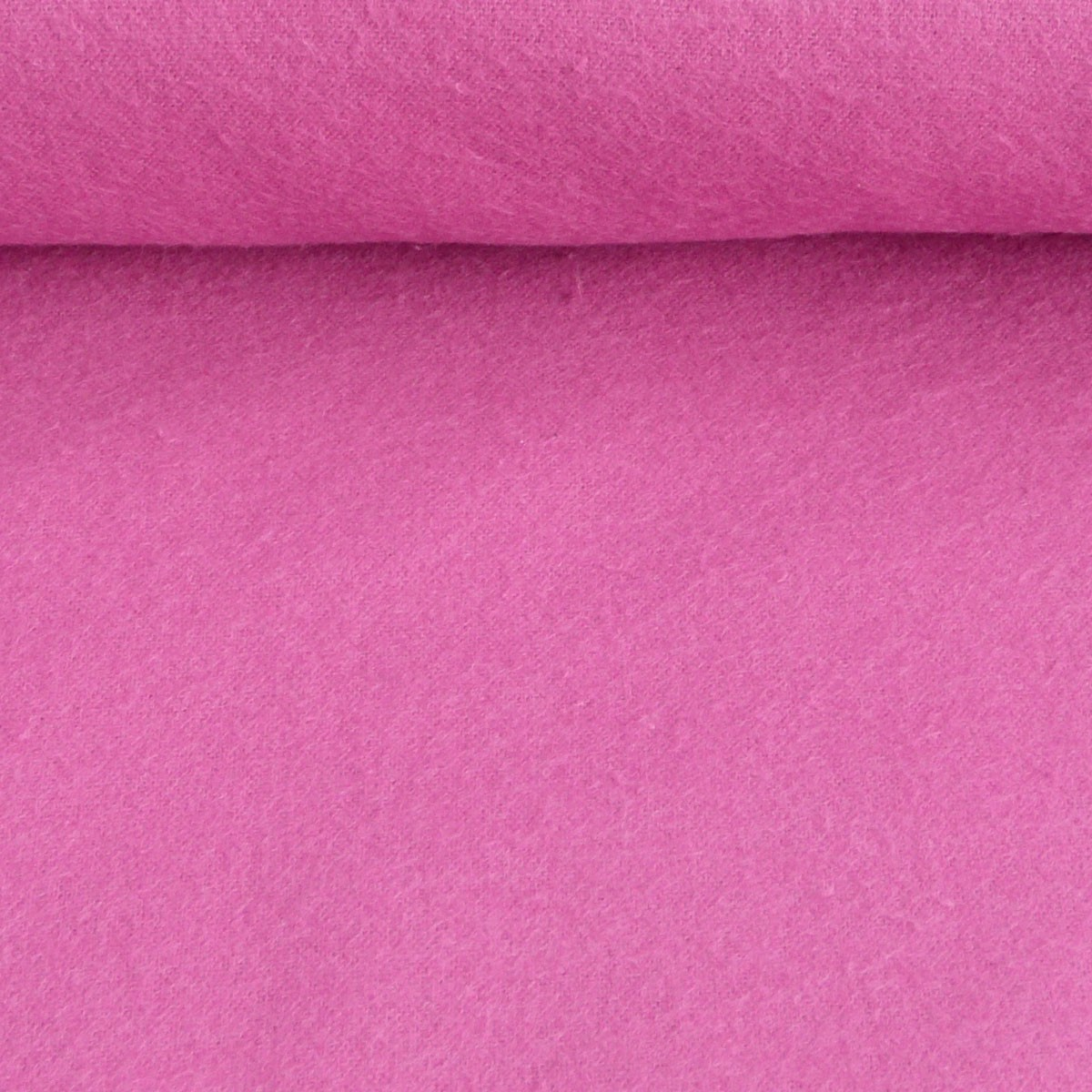 bekleidungsstoff flanell meterware uni pink stoffe stoffe uni baumwolle rein. Black Bedroom Furniture Sets. Home Design Ideas