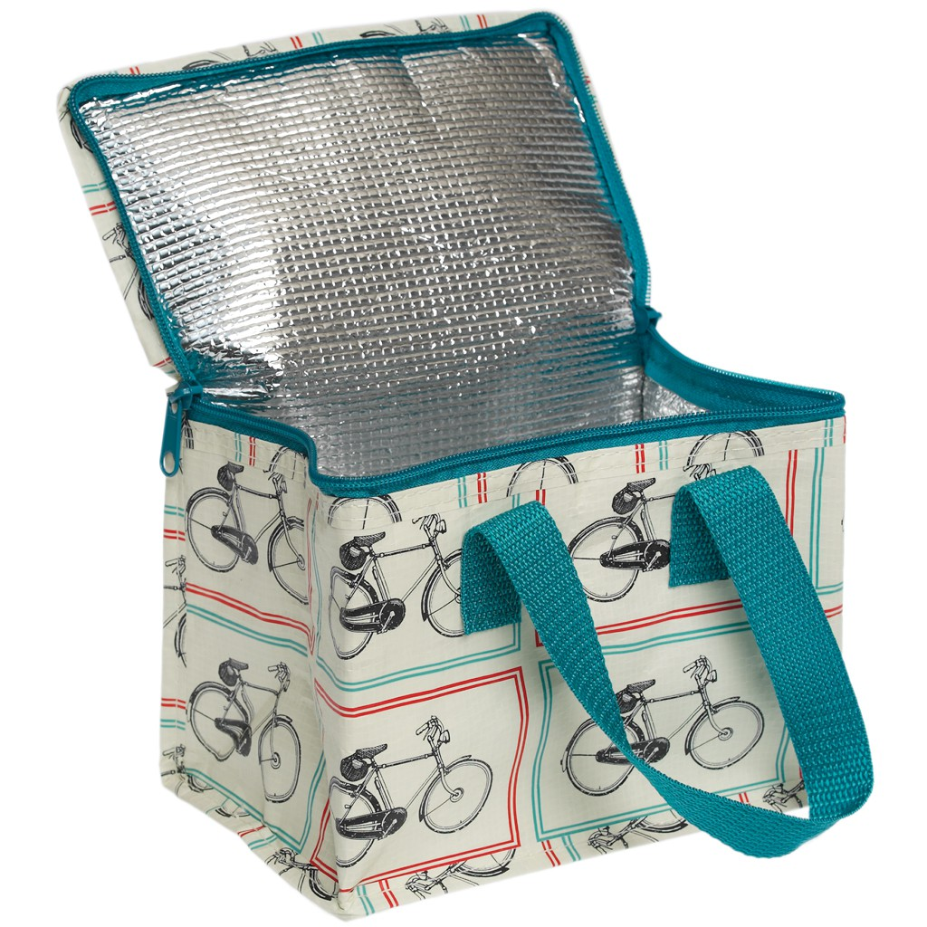 tasche k hltasche fahrrad aus recycelten material 16x21cm. Black Bedroom Furniture Sets. Home Design Ideas