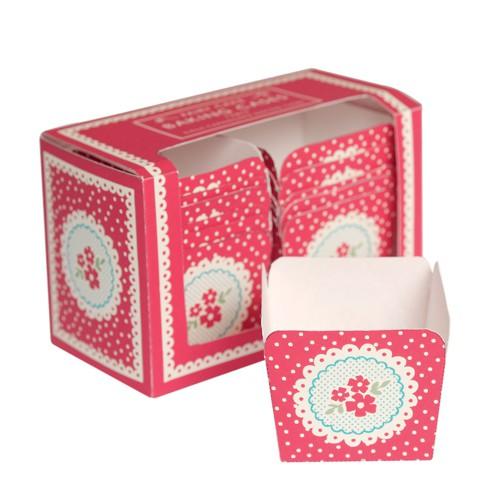 backformen f r kleinen kuchen muffins cupcakes 12 st ck wohnen kochen und genie en backen. Black Bedroom Furniture Sets. Home Design Ideas