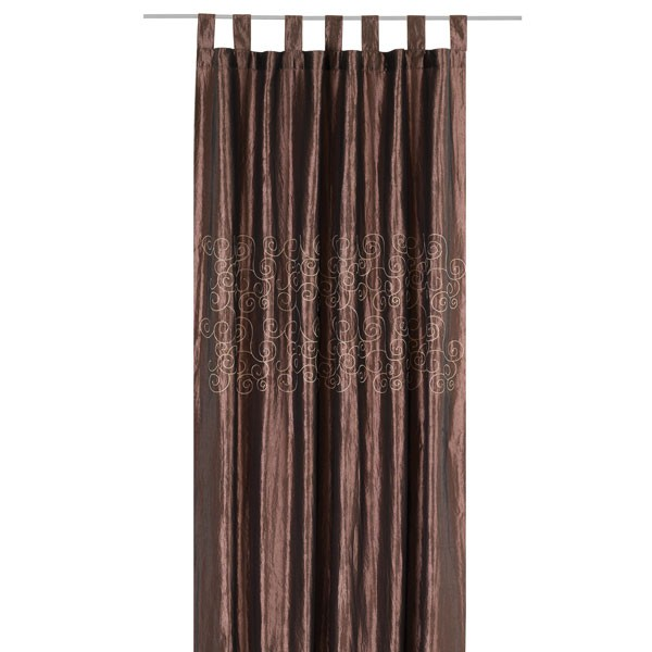 schlaufenschal fertigvorhang vorhang 140x245cm florence. Black Bedroom Furniture Sets. Home Design Ideas