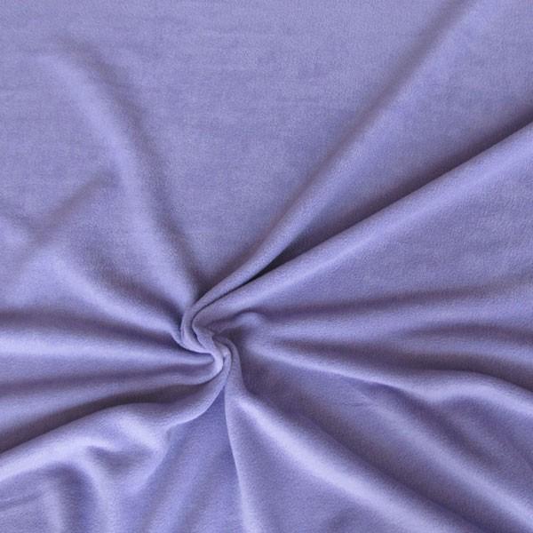 polar fleece stoff fleecestoff antipilling flieder stoffe stoffe uni fleece. Black Bedroom Furniture Sets. Home Design Ideas