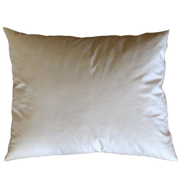 kissenf llung f llkissen kissen inlett federn 40x50cm wohntextilien kissen. Black Bedroom Furniture Sets. Home Design Ideas
