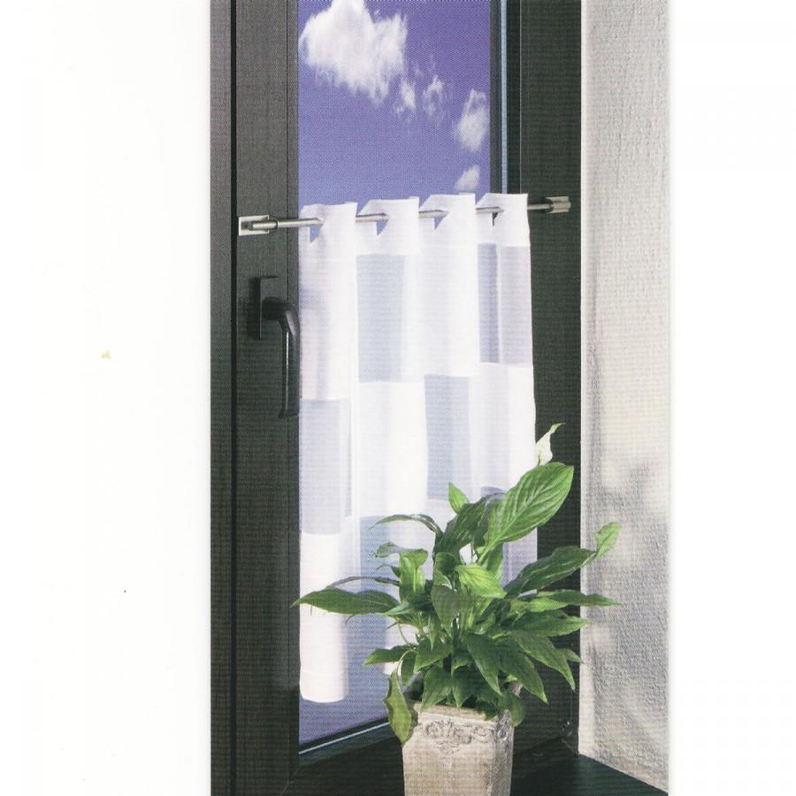gardinenstange klemmstange spannfix ausziehbar 40 60cm. Black Bedroom Furniture Sets. Home Design Ideas