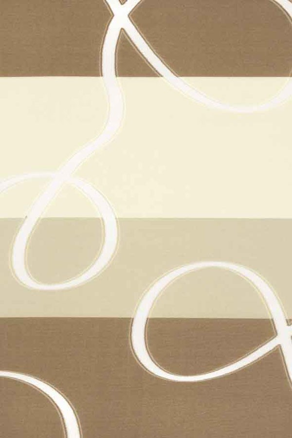 schlaufenschal fertigvorhang giacomo beige braun 245x144cm gardinen fertiggardinen schlaufenschals. Black Bedroom Furniture Sets. Home Design Ideas